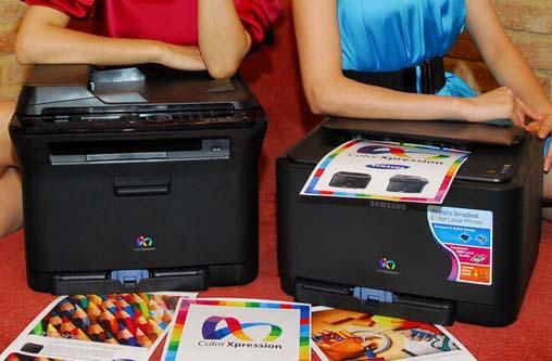 Ranking laserowe drukarki kolorowe