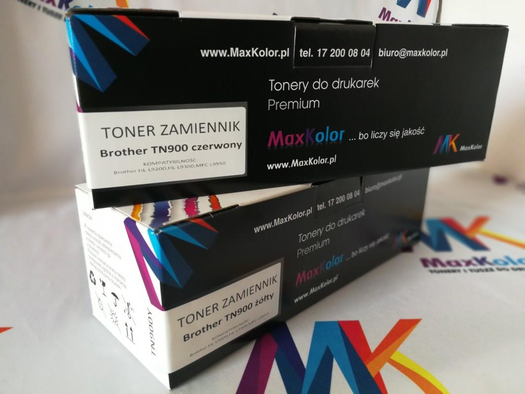 Toner Brother TN 900 MaxKolor Rzeszów